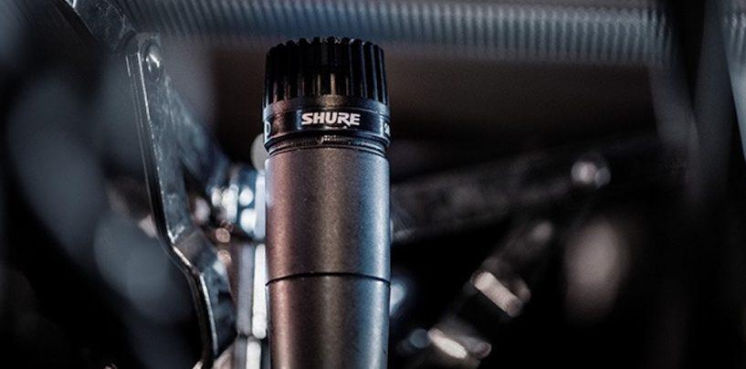 Shure reforça compromisso com o mercado local através de nova distribuição