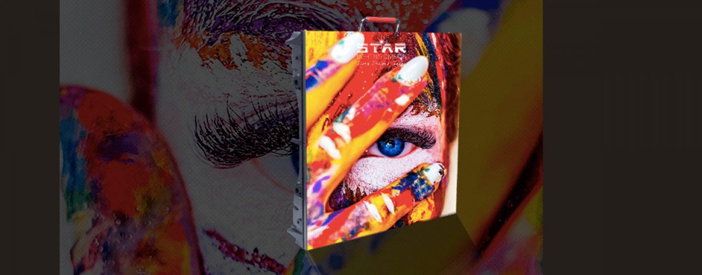 Star Lighting lança painel de LED P2.6
