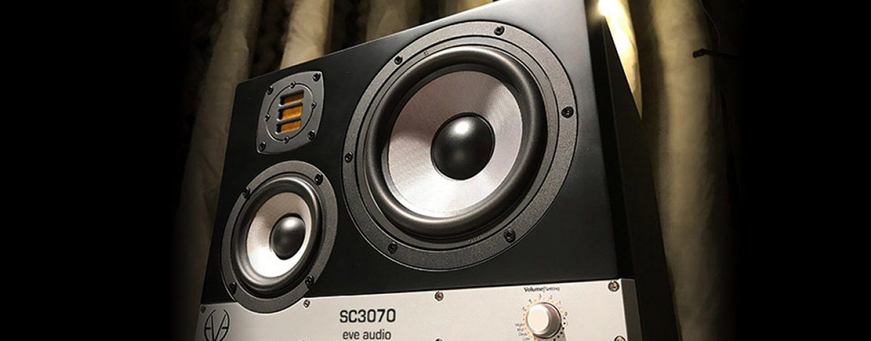 EVE Audio tem novo monitor near/midfield SC3070