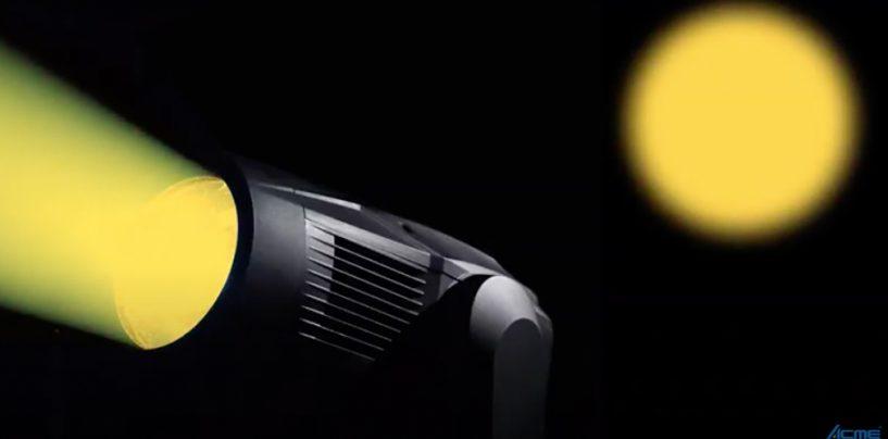 AECO 10 é a nova luz 4 em 1 da ACME