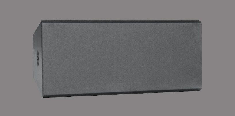 SRHV/9040 da Alcons Audio para estúdios e residências