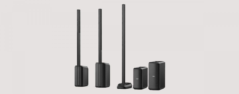 Bose lançou linha L1 Pro de sistemas portáteis