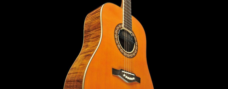 Violão Ranger Futura da Eko Guitars