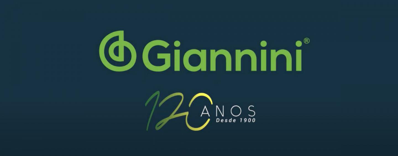 Giannini completa 120 anos