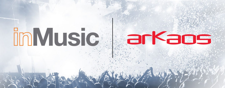 inMusic adquire Arkaos