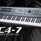 Kurzweil apresenta os novos PC4-7 e SP6-7 de 76 teclas