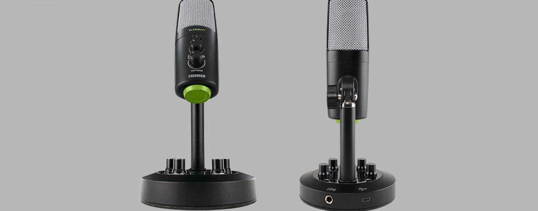 Conheça o microfone USB Chromium da Mackie