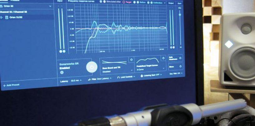 Acústica: Qual é o melhor software de correção de ambiente?