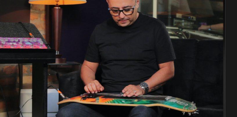 Lap Steel com shape de skate: conheça os produtos da inovadora Musicboard