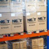 NEXT-proaudio anuncia novo centro de logística e nova marca
