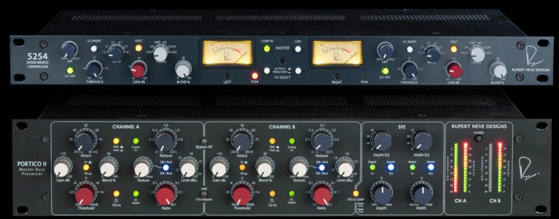 Rupert Neve Designs lança novo compressor e processador de áudio