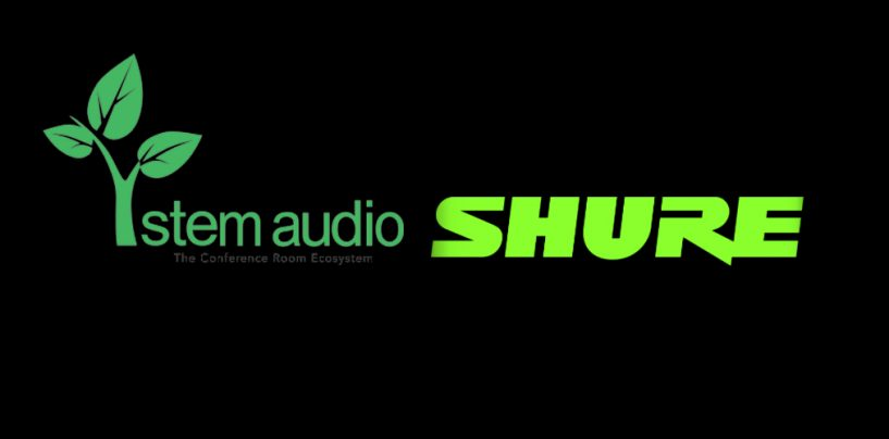 Shure adquiriu Stem Audio