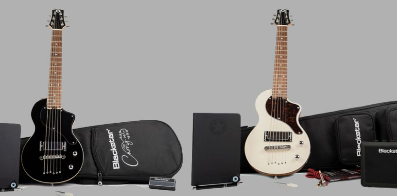 Guitarra Carry-On da Blackstar