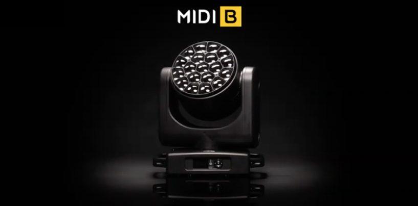 Moving LED MIDI-B da Claypaky