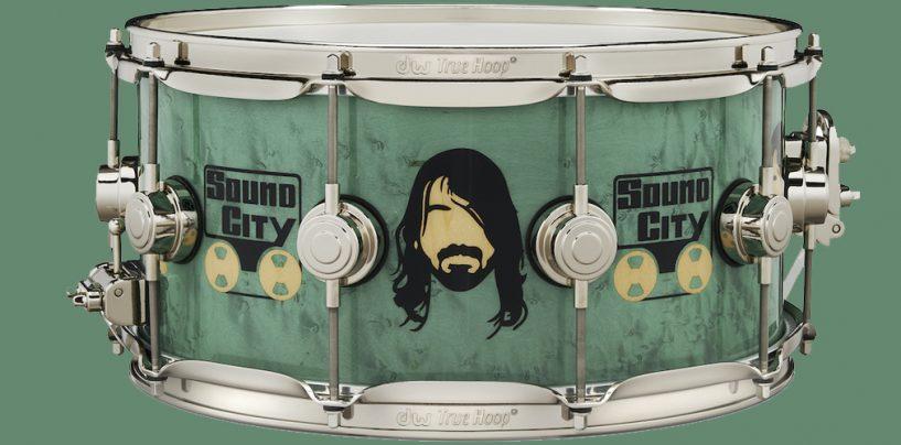 Dave Grohl Icon Snare Drum da DW