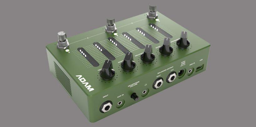 Darkglass Electronics apresenta ADAM