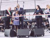 Shure doa equipamentos para Fundação Andrea Bocelli