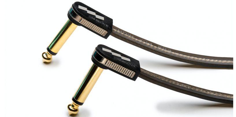 NAMM 2021: High-Performance Flat Patch Cables Edição 2021 da EBS