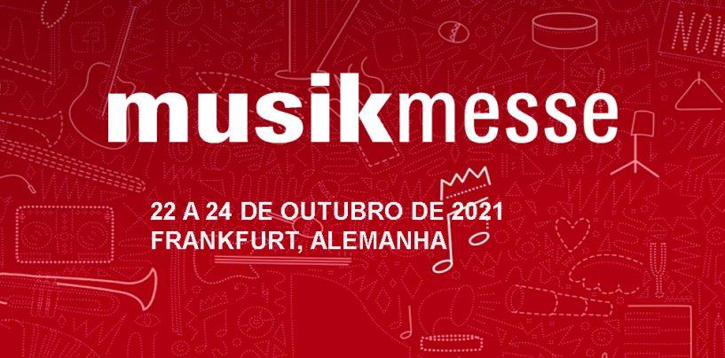 Musikmesse passa sua data para outubro