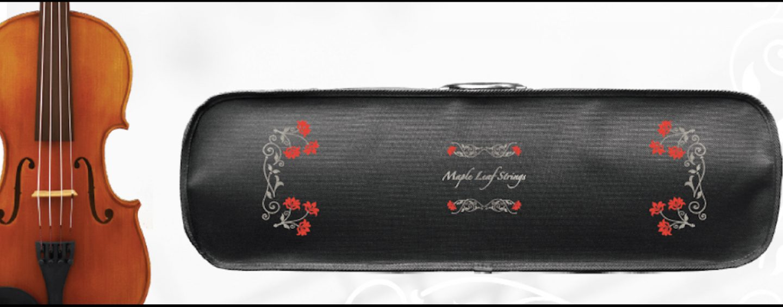 NAMM 2021: Maple Leaf Strings mostra seu violino Jalisco