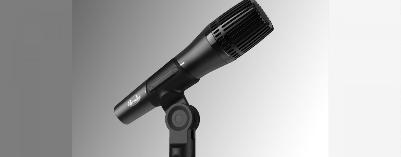 Novo microfone vocal MK-207 da Oktava
