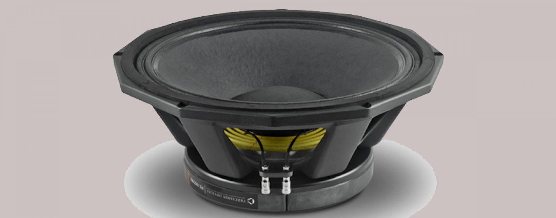 Precision Devices lança o driver sub bass PD.185C003
