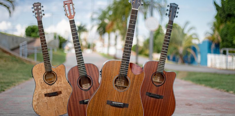 RedBurn Guitars se posiciona no segmento de violões
