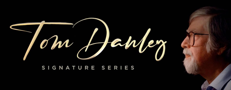 Novos alto-falantes Tom Danley Signature Series