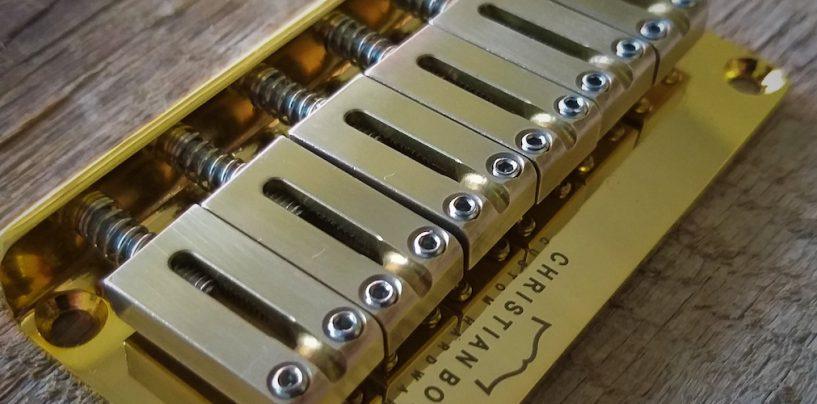 10 anos da Christian Bove Custom Hardware
