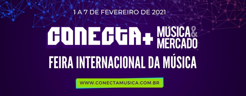 Conecta+ Música & Mercado unirá o setor para ampliar o mercado da música