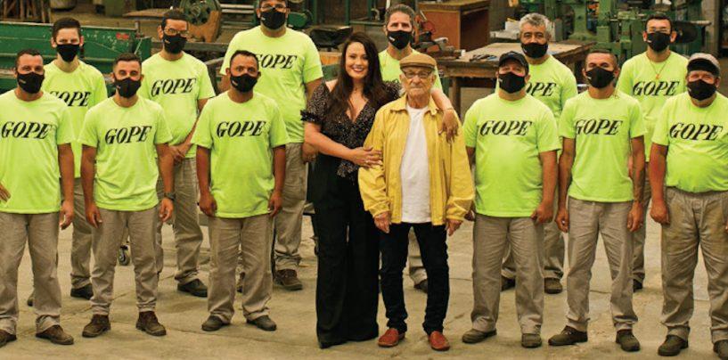 O legado da Gope na percussão brasileira