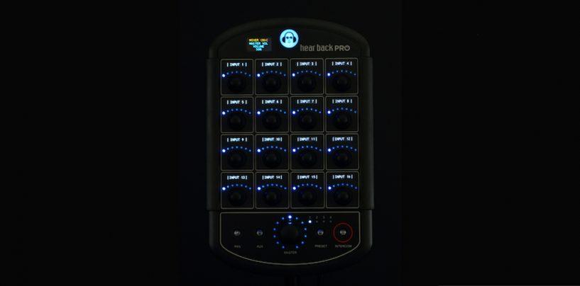 Hear apresenta PRO Digital Overlay para etiquetar monitores pessoais
