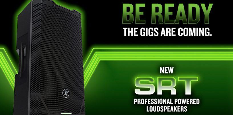 NAMM 2021: Mackie anuncia série SRT de caixas profissionais