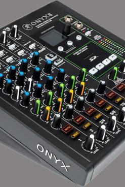 NAMM 2021: Mackie apresenta nova série Onyx de mixers analógicos