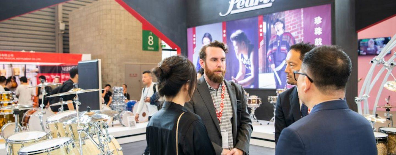 Music China reunirá a indústria de instrumentos musicais