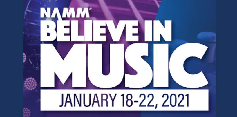 NAMM: Educação no evento Believe in Music Week