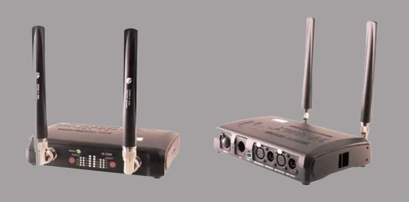 Wireless Solution lança G6 de DMX sem fio