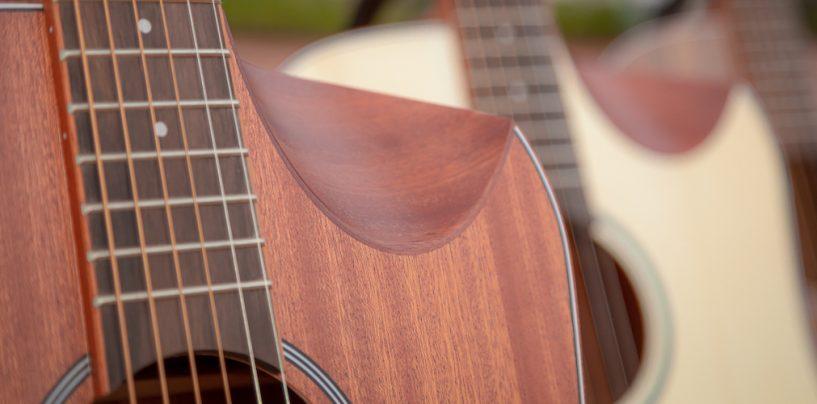 3 violões mais vendidos da RedBurn Guitars