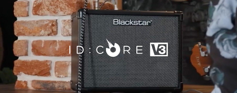 Amplificador ID:Core V3 da Blackstar