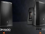 JBL EON 600 e PRX 800: o que cada linha pode oferecer?