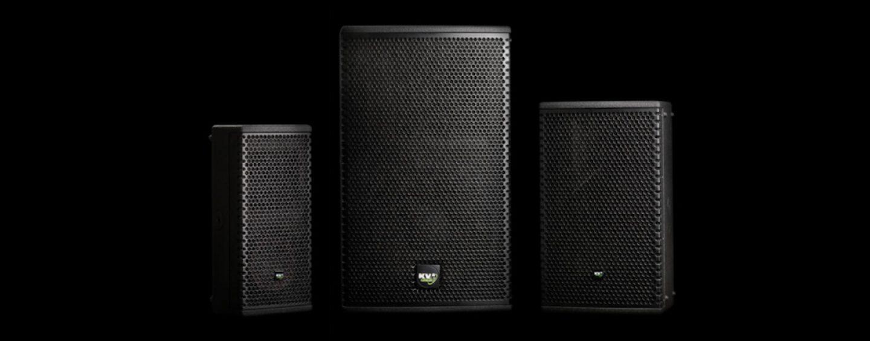 KV2 Audio apresenta série CS para aplicações de reforço vocal