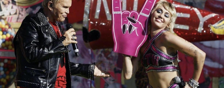 Microfones Shure no Super Bowl 2021
