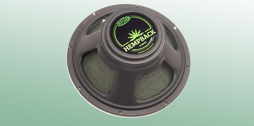 Celestion introduz G12M-50 Hempback Guitar Speaker
