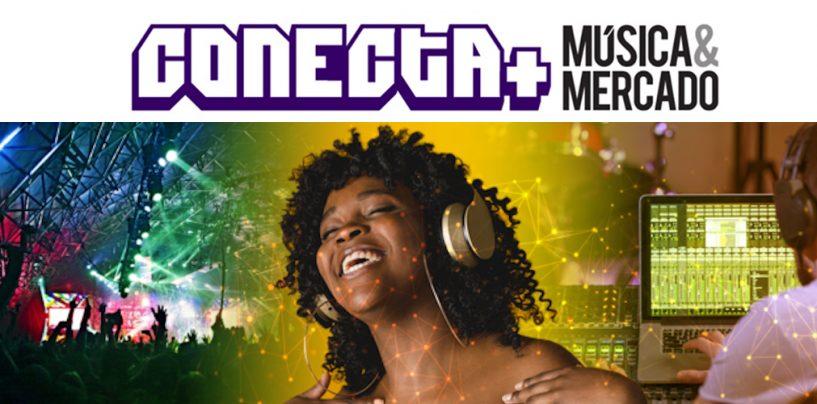Conecta+ Música & Mercado irá até setembro