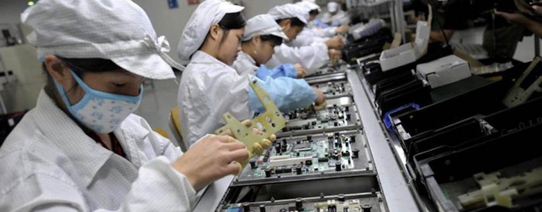 Mackie conta como é fabricar na China