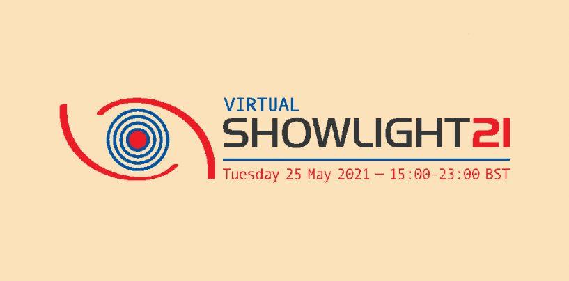 Showlight 2021 terá evento virtual de um dia