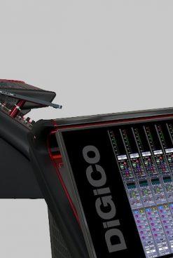 DiGiCo apresenta mesa Quantum225 compacta