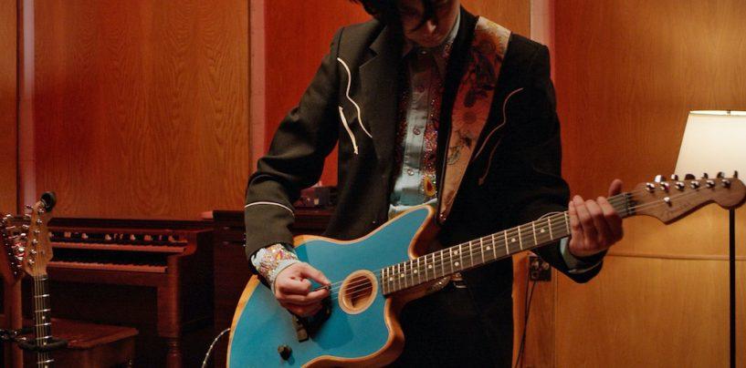 Fender lança American Acoustasonic Jazzmaster