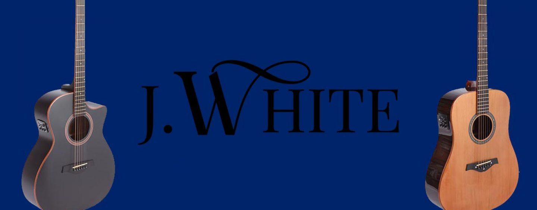Linha J. White de violões anatômicos da PHX