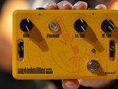 Aclam Guitars apresenta Windmiller Preamp